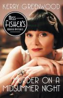 Murder on a midsummer night : a Phryne Fisher mystery Book cover