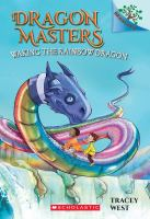 Waking the rainbow dragon Book cover