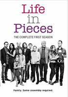 Life in pieces. The complete first season  Cover Image