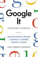 Google it : a history of Google Book cover