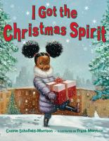 I got the Christmas spirit Book cover