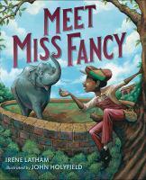 Meet Miss Fancy Book cover