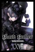 Black butler. XXVII Book cover