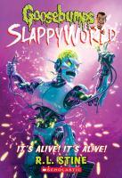 It's alive! It's alive! Book cover