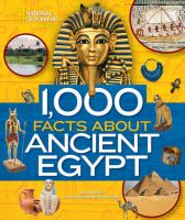 1,000 facts about ancient Egypt  Cover Image