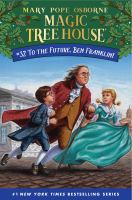 To the future, Ben Franklin! Book cover