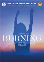 Burning Cover Image
