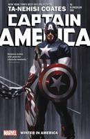 Captain America Book cover