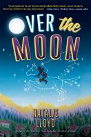 Over the moon Book cover