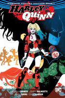 Harley Quinn : the rebirth deluxe edition Book cover
