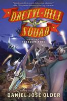 Freedom fire Book cover