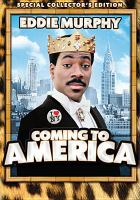 Coming to America Book cover