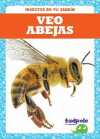 Veo abejas Book cover