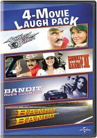 4-movie laugh pack. Cover Image