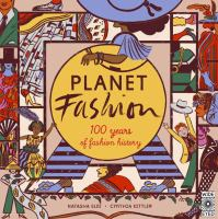 Planet fashion : 100 years of fashion history Book cover