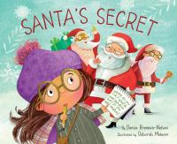Santa's secret Book cover