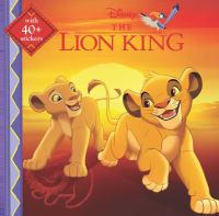 The lion king. Cover Image