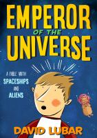 Emperor of the universe Book cover