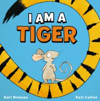 I am a tiger Book cover