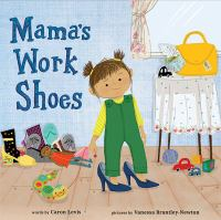 Mama's work shoes Book cover