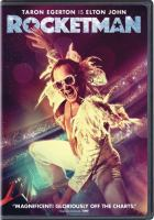 Rocketman Book cover