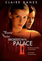 Brokedown palace  Cover Image