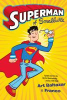 Superman of Smallville Book cover