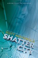 Shatter city Book cover