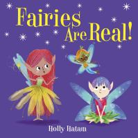 Fairies are real! Book cover
