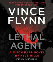 Lethal agent : a Mitch Rapp novel  Cover Image