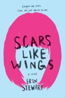 Scars like wings Book cover
