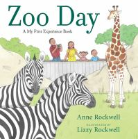 Zoo day Book cover