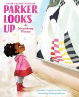 Parker looks up : an extraordinary moment Book cover