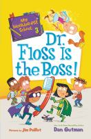Dr. Floss is the boss! Book cover