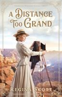 A distance too grand Book cover