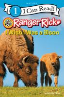 I wish I was a bison Book cover