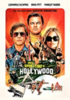 Once upon a time... in Hollywood Book cover