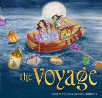 The voyage Book cover