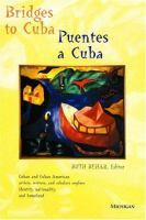 Bridges to Cuba = Puentes a Cuba  Cover Image