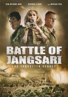 The battle of Jangsari Book cover
