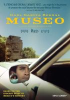 Museo Book cover