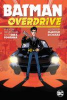 Batman : overdrive Book cover