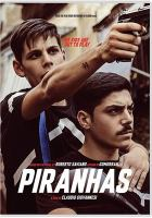 La paranza dei bambini = Piranhas Book cover