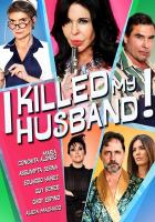 I killed my husband Book cover