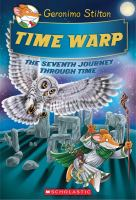 Time warp : the seventh journey through time Book cover