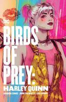Birds of Prey : Harley Quinn Book cover
