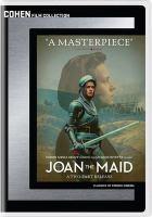Jeanne la pucelle Book cover