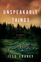 Unspeakable things  Cover Image