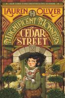The magnificent monsters of Cedar Street Book cover