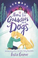 A home for goddesses and dogs Book cover